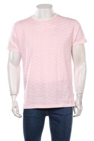 Мъжка тениска Soulstar, Размер XL, Цвят Розов, Памук, Цена 24,00лв.