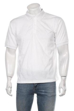 Мъжка тениска Trespass, Размер M, Цвят Бял, Полиестер, Цена 20,16лв.
