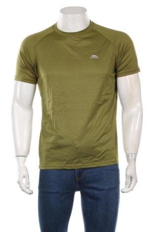 Męski T-shirt Trespass, Rozmiar S, Kolor Zielony, 75% poliester, 25% inne materiały, Cena 72,00zł
