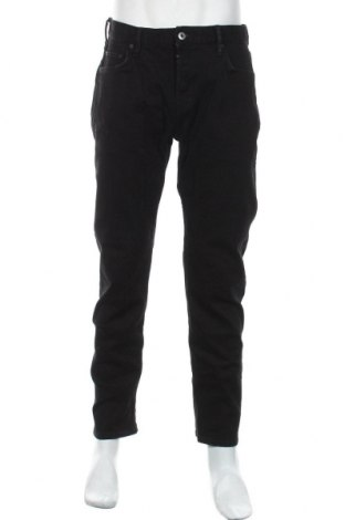 Мъжки дънки AllSaints, Размер M, Цвят Черен, 76% памук, 16% полиестер, 7% вискоза, 1% еластан, Цена 50,40лв.