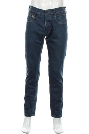 Мъжки дънки Core By Jack & Jones, Размер M, Цвят Син, Цена 28,50лв.
