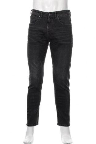 Мъжки дънки Dapper, Размер M, Цвят Черен, Цена 31,82лв.