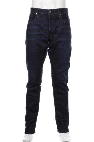 Blugi de bărbați G-Star Raw, Mărime XL, Culoare Albastru, 80% bumbac, 18% poliester, 2% elastan, Preț 449,01 Lei