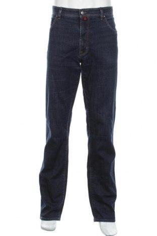 Мъжки дънки Pierre Cardin, Размер XL, Цвят Син, 99% памук, 1% еластан, Цена 54,60лв.