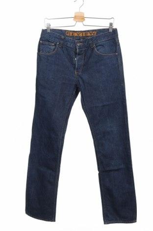Pánské džíny  Review, Velikost M, Barva Modrá, Bavlna, Cena  347,00Kč