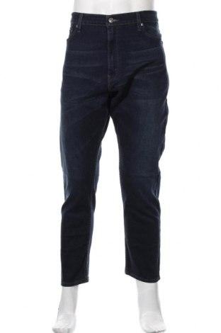 Мъжки дънки Signature By Levi Strauss & Co, Размер XL, Цвят Син, 98% памук, 2% еластан, Цена 33,60лв.