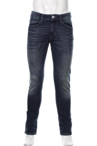 Мъжки дънки Tom Tailor, Размер M, Цвят Син, 98% памук, 2% еластан, Цена 40,05лв.