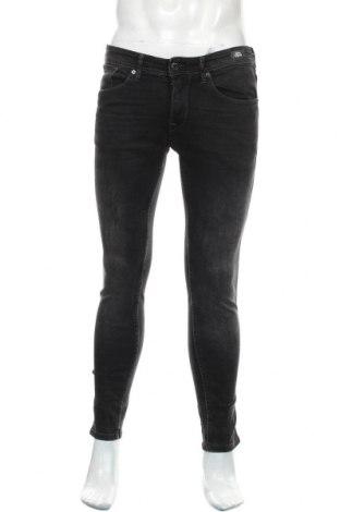 Мъжки дънки Tom Tailor, Размер M, Цвят Черен, 99% памук, 1% еластан, Цена 40,05лв.