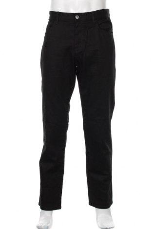 Мъжки дънки Tom Tailor, Размер L, Цвят Черен, 99% памук, 1% еластан, Цена 36,90лв.