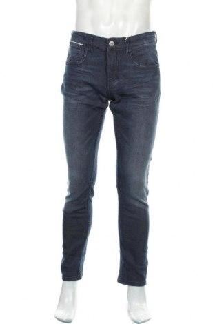 Мъжки дънки Tom Tailor, Размер M, Цвят Син, 80% памук, 19% полиестер, 1% еластан, Цена 40,05лв.