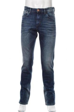 Мъжки дънки Tom Tailor, Размер M, Цвят Син, 99% памук, 1% еластан, Цена 36,90лв.