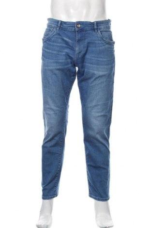 Мъжки дънки Tom Tailor, Размер M, Цвят Син, 98% памук, 2% еластан, Цена 36,90лв.