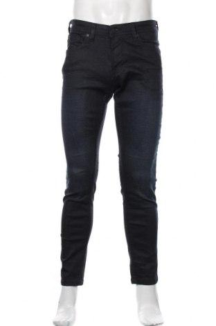 Мъжки дънки Tom Tailor, Размер S, Цвят Син, 85% памук, 13% полиестер, 2% еластан, Цена 40,05лв.