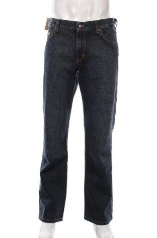 Pánské džíny  Wrangler, Velikost L, Barva Modrá, Bavlna, Cena  1259,00Kč