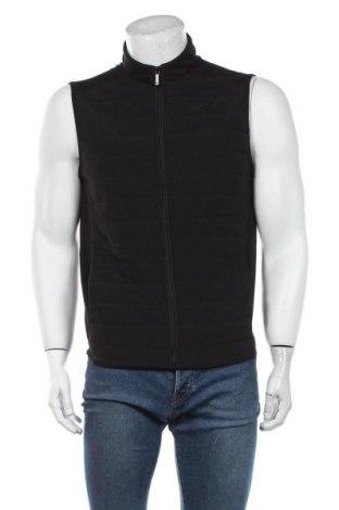 Мъжки елек Zara, Размер M, Цвят Черен, Цена 38,90лв.