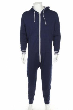 Pánský overal Man By Tchibo, Velikost L, Barva Modrá, 68% bavlna, 28% polyester, 4% elastan, Cena  462,00Kč