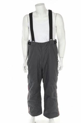 Мъжки гащеризон за зимни спортове Snowgear, Размер XL, Цвят Сив, Полиамид, Цена 39,90лв.