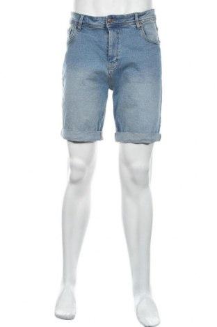 Męskie szorty Denim Project, Rozmiar M, Kolor Niebieski, 98% bawełna, 2% elastyna, Cena 112,00zł