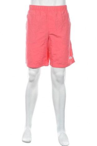 Мъжки къс панталон The North Face, Размер XL, Цвят Розов, Полиамид, Цена 44,25лв.