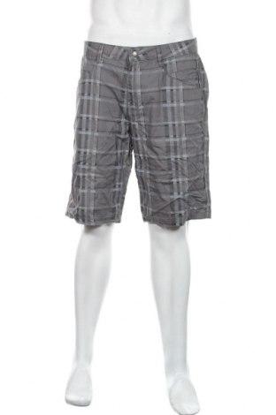 Мъжки къс панталон Trespass, Размер M, Цвят Сив, 100% памук, Цена 37,12лв.