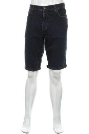Pánské kraťasy Wrangler, Velikost XL, Barva Modrá, 99% bavlna, 1% elastan, Cena  419,00Kč