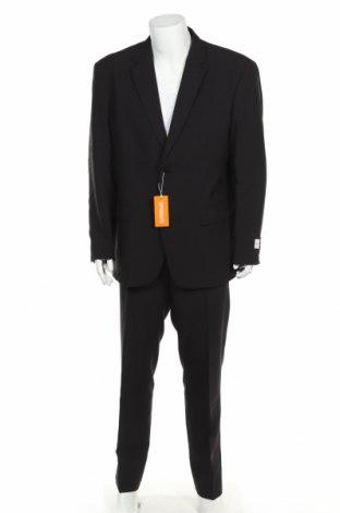 Costum de bărbați Oppo Suits, Mărime XL, Culoare Negru, Poliester, Preț 441,62 Lei