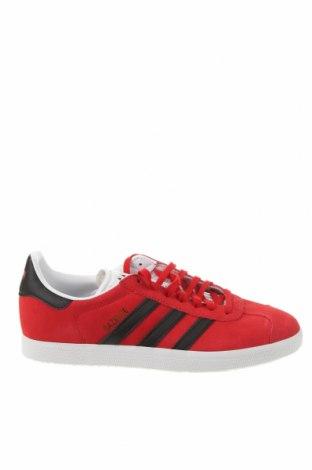 Obuwie męskie Adidas Originals, Rozmiar 42, Kolor Czerwony, Naturalny zamsz, eko skóra, Cena 358,00zł