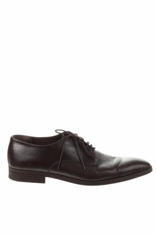 Ανδρικά παπούτσια Roy Robson, Μέγεθος 45, Χρώμα Καφέ, Γνήσιο δέρμα, Τιμή 34,79€