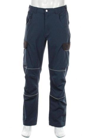 Мъжки панталон, Размер L, Цвят Син, 92% полиамид, 8% еластан, Цена 54,60лв.