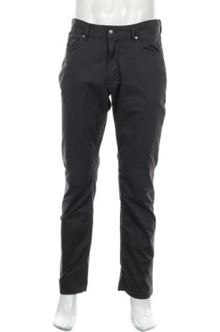 Мъжки панталон, Размер M, Цвят Син, 98% памук, 2% еластан, Цена 26,25лв.