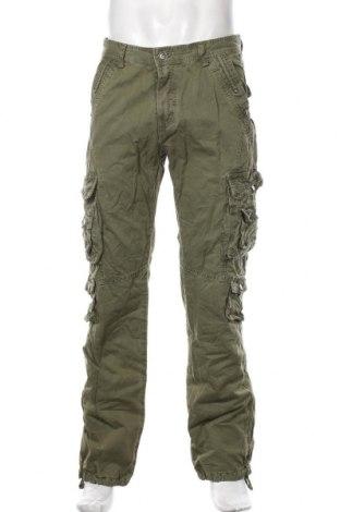 Мъжки панталон, Размер L, Цвят Зелен, Цена 29,40лв.