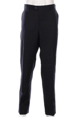 Мъжки панталон A.W.Dunmore, Размер XL, Цвят Син, Вълна, Цена 26,25лв.