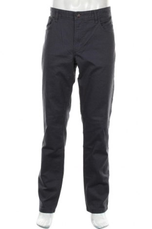 Мъжки панталон Angelo Litrico, Размер XL, Цвят Сив, 99% памук, 1% еластан, Цена 30,45лв.