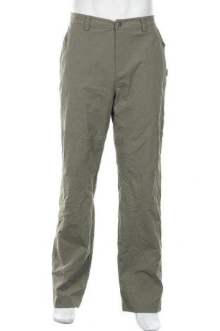 Мъжки панталон Avalanche, Размер L, Цвят Зелен, 94% полиамид, 6% еластан, Цена 25,20лв.