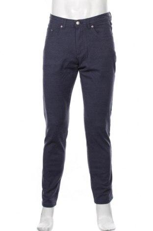 Pantaloni de bărbați Christian Berg, Mărime M, Culoare Albastru, 98% bumbac, 2% elastan, Preț 157,90 Lei