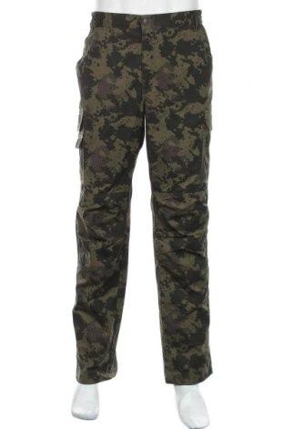 Мъжки панталон Crivit, Размер XL, Цвят Зелен, 50% памук, 50% полиестер, Цена 40,95лв.