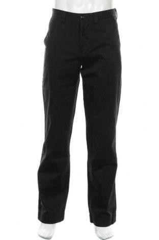 Pantaloni de bărbați Gap, Mărime M, Culoare Negru, Bumbac, Preț 71,54 Lei