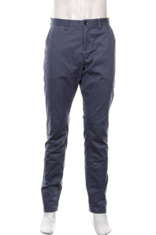 Ανδρικό παντελόνι Matinique, Μέγεθος L, Χρώμα Μπλέ, 98% βαμβάκι, 2% ελαστάνη, Τιμή 28,39€