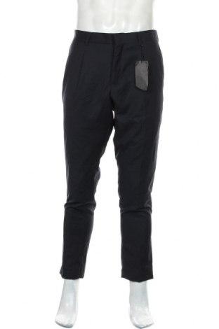 Ανδρικό παντελόνι Matinique, Μέγεθος L, Χρώμα Μπλέ, 80% πολυεστέρας, 20% βισκόζη, Τιμή 90,28€