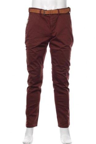 Pánské kalhoty  McNeal, Velikost L, Barva Červená, 97% bavlna, 3% elastan, Cena  968,00Kč