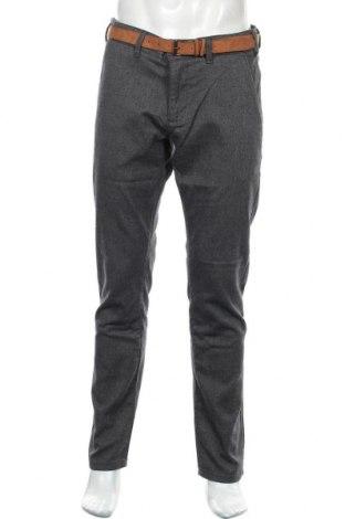 Pantaloni de bărbați McNeal, Mărime L, Culoare Gri, 56% poliester, 29% bumbac, 14% viscoză, 1% elastan, Preț 207,24 Lei