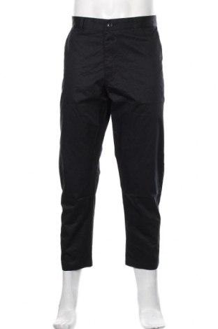 Pantaloni de bărbați Obey, Mărime L, Culoare Negru, Bumbac, Preț 201,91 Lei