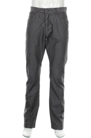 Мъжки панталон Petrol Industries, Размер XL, Цвят Сив, 70% памук, 30% полиестер, Цена 26,25лв.