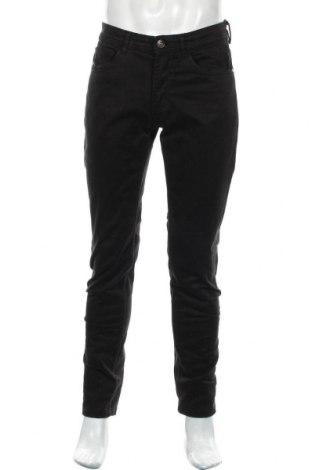 Pantaloni de bărbați Reserved, Mărime M, Culoare Negru, Preț 59,21 Lei