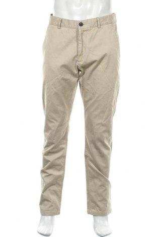 Pantaloni de bărbați Timberland, Mărime L, Culoare Bej, Bumbac, Preț 128,29 Lei