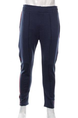 Pánské kalhoty  Tom Tailor, Velikost M, Barva Modrá, 97% bavlna, 3% elastan, Cena  782,00Kč