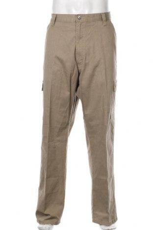 Pánské kalhoty  Wrangler, Velikost XL, Barva Béžová, Bavlna, Cena  414,00Kč