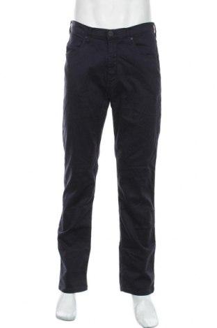Pánské kalhoty  Wrangler, Velikost M, Barva Modrá, 98% bavlna, 2% elastan, Cena  462,00Kč