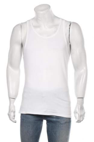 Męski podkoszulek Calvin Klein, Rozmiar M, Kolor Biały, 95% bawełna, 5% elastyna, Cena 124,00zł