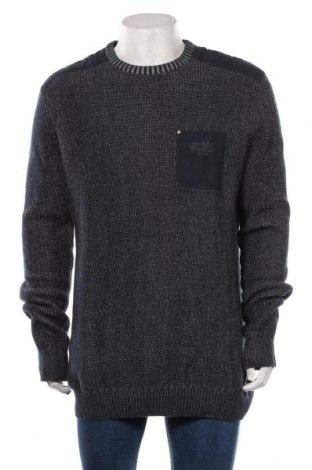 Ανδρικό πουλόβερ Angelo Litrico, Μέγεθος 3XL, Χρώμα Μπλέ, Τιμή 16,24€
